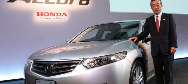 Компания Honda начала борьбу с быстрым старением населения Японии