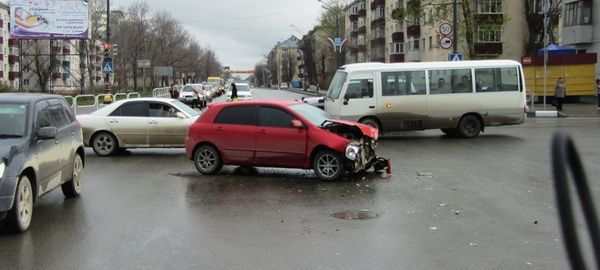junction accident