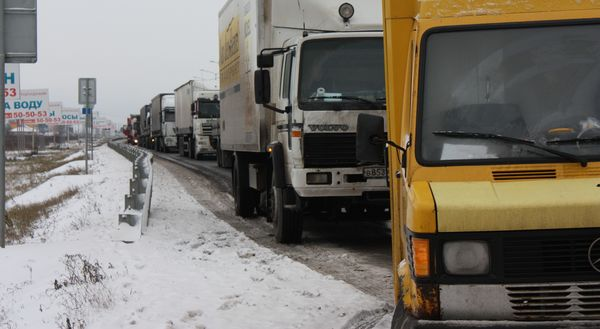 Минтранс предлагает снизить финансовую нагрузку на дальнобойщиков за счет вычета сборов по «Платону» из уплаченного транспортного налога
