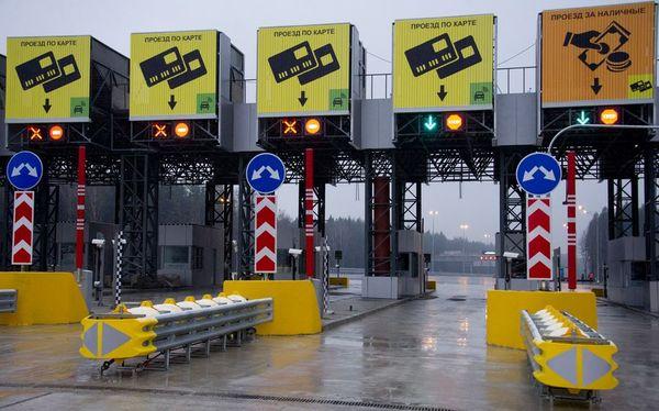 В Росавтодоре назвали газетной уткой информацию о том, что трасса М1 в Подмосковье станет платной