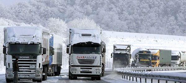 Минтранс сообщил об угрозе остановки автоперевозок между РФ и Польшей