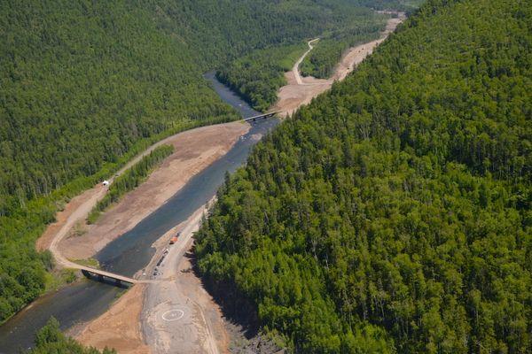 На первые деньги от «Платона» претендует Хабаровск для строительства объездной трассы