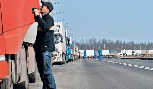 Росавтодор создал черный список дальнобойщиков