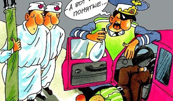 В Госдуме поддержали идею сделать процедуру освидетельствования пьяных водителей