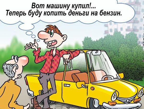 Законопроект о повышении акцизов на бензин ушел на рассмотрение в Госдуму