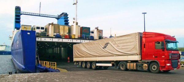 Минтранс предложил варианты перевозки грузов в обход Украины