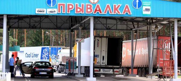 Очереди из фур на белорусско-литовской границе немного сократились