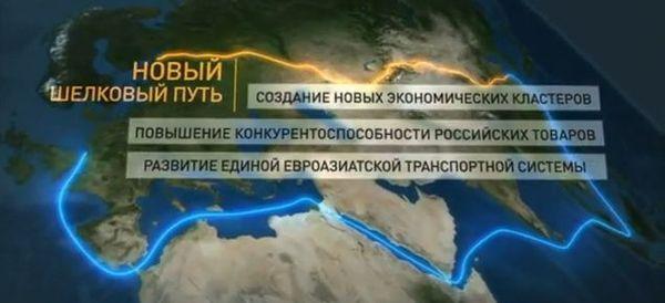 Россия и Китай заключили соглашение на строительство дорожных объектов