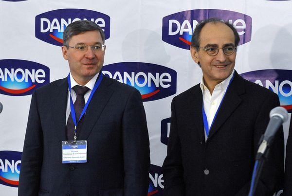 Danone сообщила о подорожании перевозок грузов на 100% из-за «Платона»