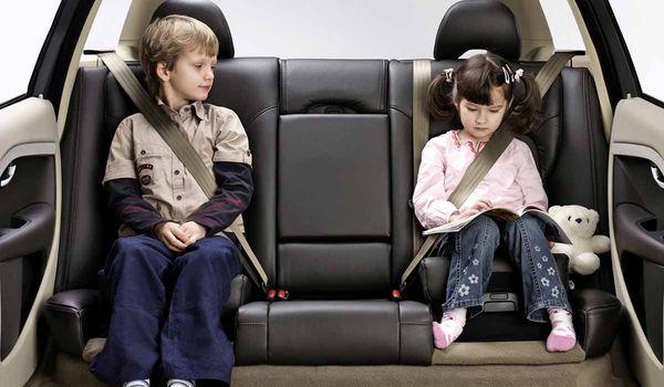 Детей выше 150 см и тяжелее 36 кг разрешат перевозить без кресел независимо от возраста