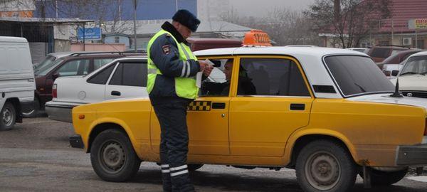 Регионам хотят дать право конфисковывать автомобили нелегальных такси