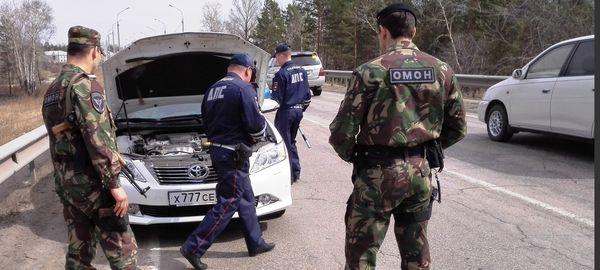 В Москве начнет действовать спецрота по борьбе с «дорожным криминалом»