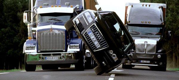 За опасное вождение платить придется много. Иногда очень много