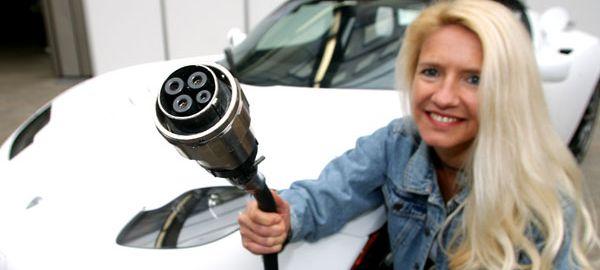 На начало 2016 года в России насчитали всего 647 электромобилей
