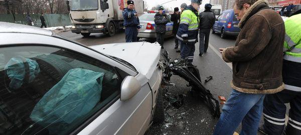 В России появится единая база ДТП и состояния дорог в июне 2016 года