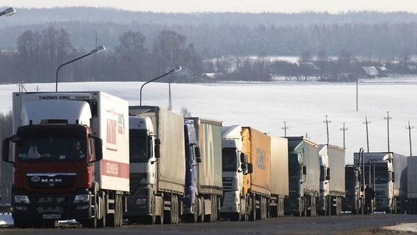 Россия и Польша договорились об объеме квот на международные грузоперевозки на 2016 год