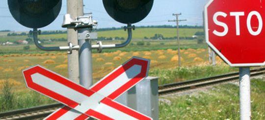 В Госдуме поддержали идею о повышении штрафов за нарушение ПДД на ж/д переездах