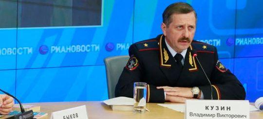 Владимир Путин уволил замначальника ГИБДД России Владимира Кузина