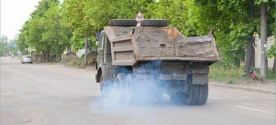 В Москве хотят ввести новые ограничения для неэкологичных грузовиков