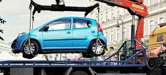 В России могут вступить в силу единые правила определения стоимости эвакуации автомобилей