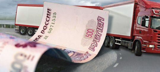 Законопроект об уменьшении транспортного налога для владельцев большегрузов внесен в Госдуму