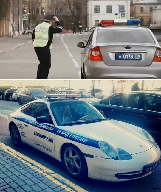 МВД проверяет, как у Шнурова в клипе «В Питере — пить» оказался автомобиль ГИБДД