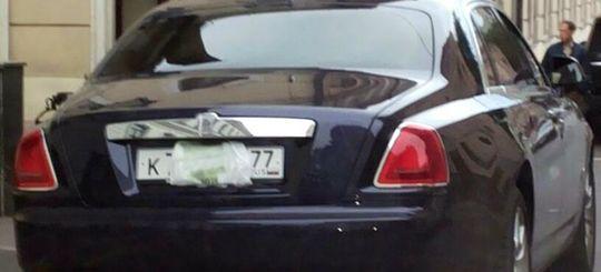 Камеры в Подмосковье научили считывать задние номера автомобилей