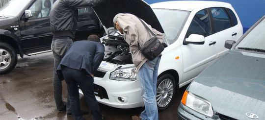 Более 30% подержанных автомобилей продают из Москвы в регионы