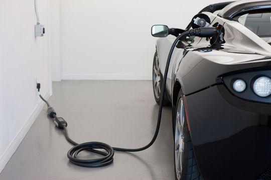В Москве увеличились продажи электромобилей