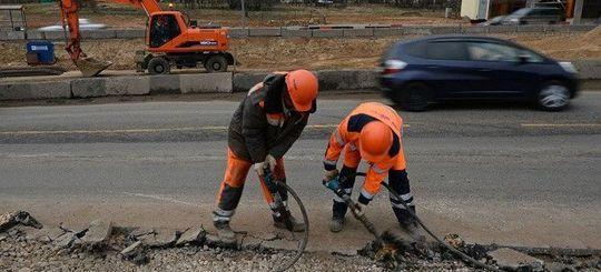 Росавтодор не поддержал предложение Елены Мизулиной запретить ямочный ремонт дорог