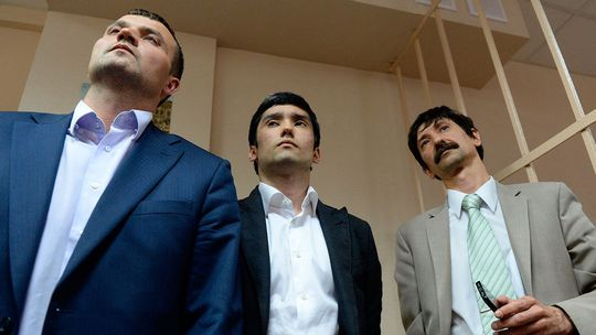 Адвокаты Руслана Шамсуарова. Гонки на Mersedes. Суд. Арест