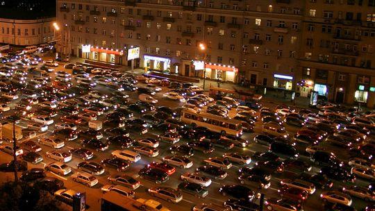 ЦОДД будет предупреждать москвичей о пробках за 7 дней