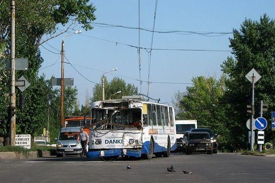 Число ДТП с транспортом «Мосгортранса», произошедших по вине водителей, не превышает 10%