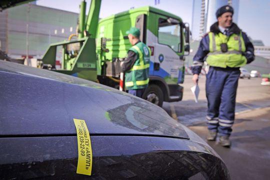 Закон о постоплате эвакуации и немедленном возврате авто будет принят, но с доработками