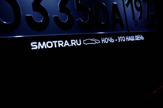 ГИБДД по Москве опровергла поиск лихачей по наклейкам на машинах