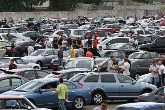 Россиянам могут запретить продажу подержанных автомобилей