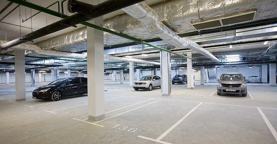 С 2017 года можно будет оформлять в собственность машиноместа на парковках
