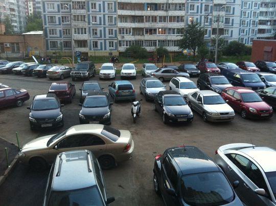 ТАСС: сколько и за что конкретно платят водители при неправильной парковке