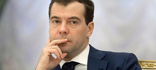 Медведев: две трети федеральных трасс соответствуют современным требованиям