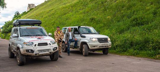 Водители начали собирать подписи против облавы на тюнингованные внедорожники