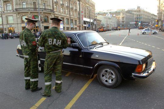Совфед разрешил военной полиции менять организацию дорожного движения