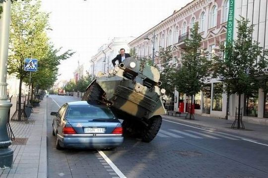 Нарушителей, которые оставляют свои автомобили на местах для резидентов, определят в автоматическом режиме