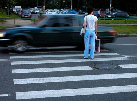 В Москве появились камеры для фиксации нарушений на зебрах