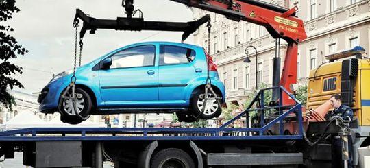 С 24 июля 2016 года в Москве можно забирать эвакуированные машины со штрафстоянки без предоплаты