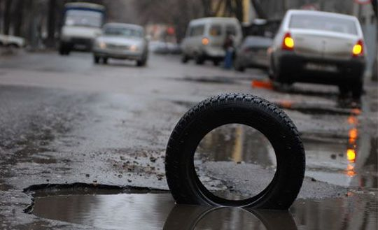 Плохие дороги названы главной причиной ДТП в России