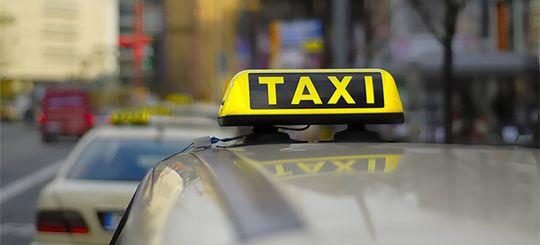 В Подмосковье хотят ввести единый цвет такси