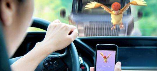 Pokemon Go научилась отличать тех, кто играет за рулем