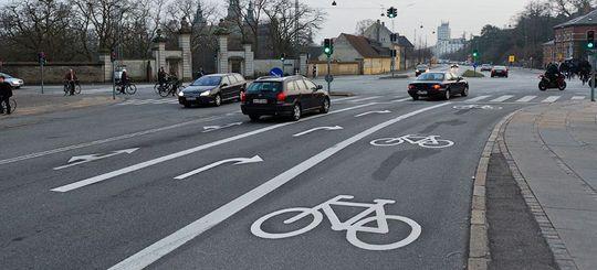 Велосипедные дорожки станут обязательным элементом автодорог