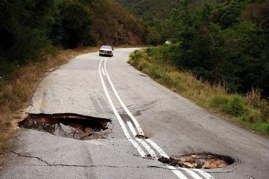 Сколько ДТП в Москве произошло из-за плохих дорог в 2016 году