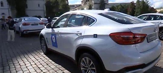 Подаренный олимпийцам BMW X6 продали через 2 дня после вручения